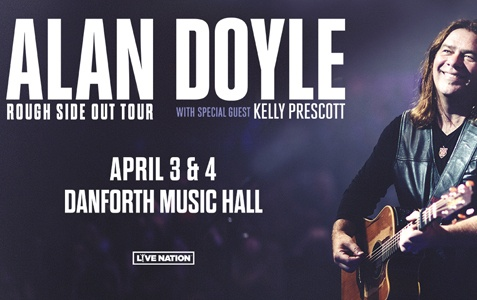Alan Doyle [POSTPONED]