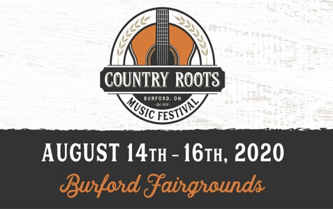 POSTPONED - Country Roots...