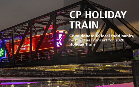 CP Holiday Train - Virtua...