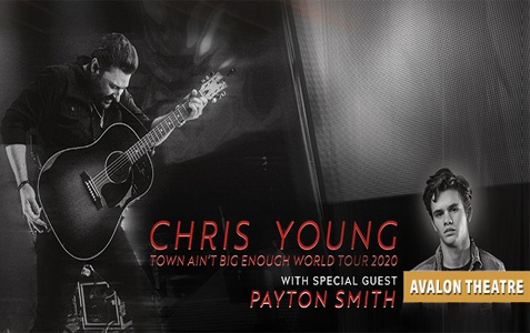 Chris Young (POSTPONED)