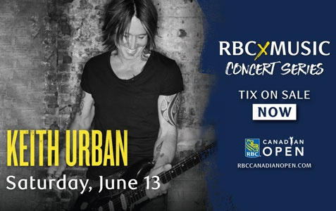 Keith Urban [CANCELLED]
